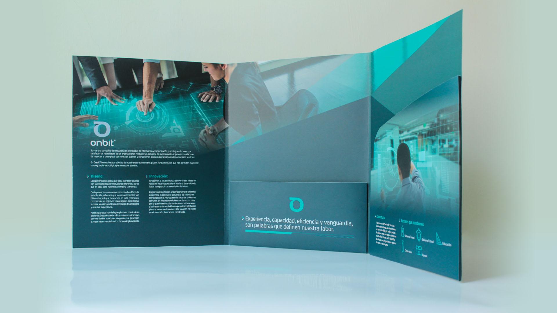Diseño de Brochure | Fórmula Creativa Diseño & Web